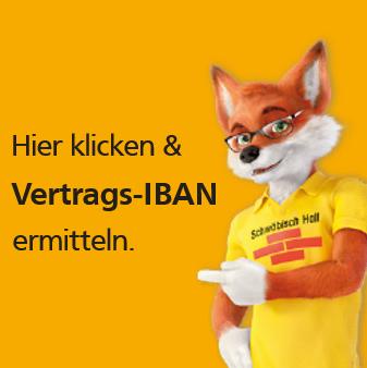 Vertrags-IBAN