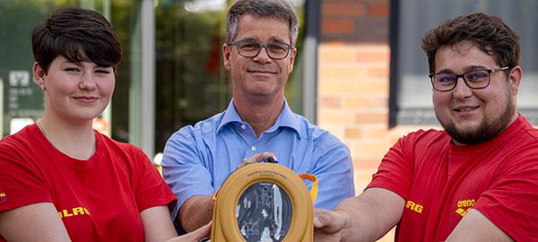 neues Klettergerüst für TC Wachtendonk