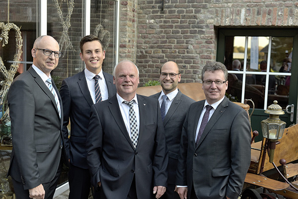 Volksbanker Mathias Leuken geht in den Ruhestand