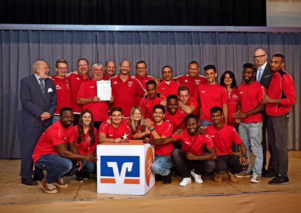 SV Issum International