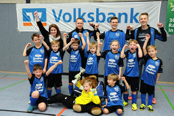 Großer Sport beim Voba-Cup des SV Herongen