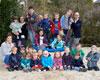 Kindergarten St. Antonius Kervenheim mit neuer Vogelnestschaukel
