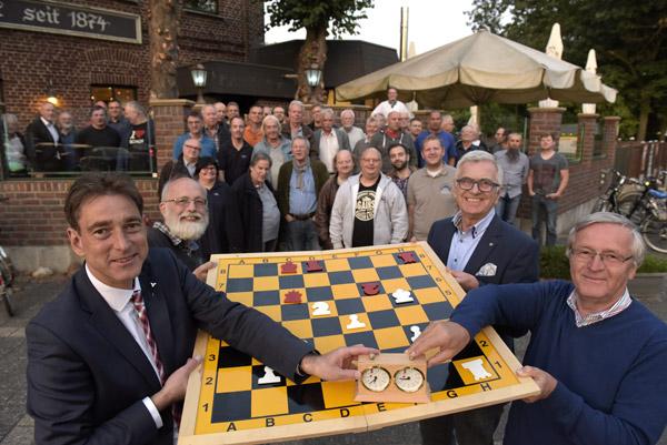 Stadtmeisterschaft im Schach