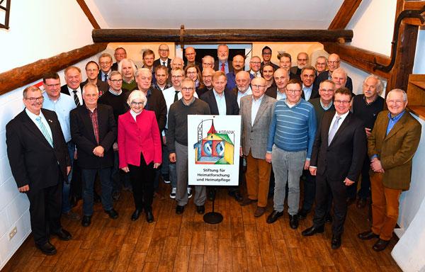 Stiftung der Volksbank schüttet 26.700 Euro für Heimatforschung und Heimatpflege aus