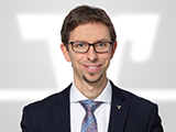 Tobias Hammans - Geschäftsstellenleiter Volksbank Sevelen