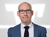 Dirk Koppers - Geschäftsstellenleiter Volksbank Winnekendonk